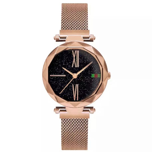 Accessories - Women Elegant Magnet Buckle Watch